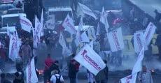 Dia Naciaonal da paralisção e manifestações