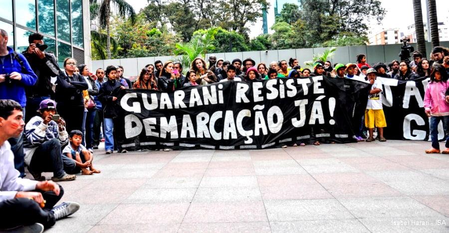 Ministro da Justiça finalmente assina portaria declaratória da Terra Indígena Jaraguá