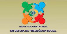 27/04 em Brasília: Frente Parlamentar Mista para defender previdência social é lançada