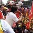 Dia Nacional de Mobilização - Nelsinho (3) contra retirada de diretos