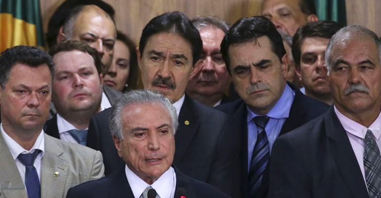 Érico Colen: O Brasil foi sequestrado!   Intersindical