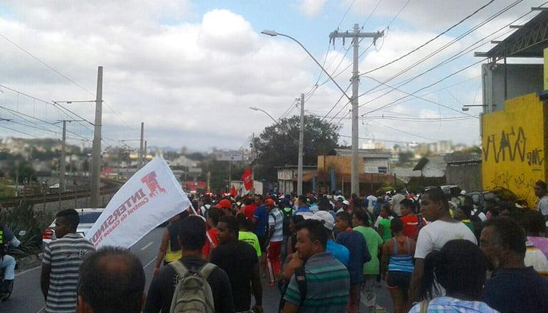 Nota Pública das ocupações Resiste Izidora (Minas Gerais)