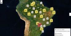Cartografia dos Ataques Contra Indígenas
