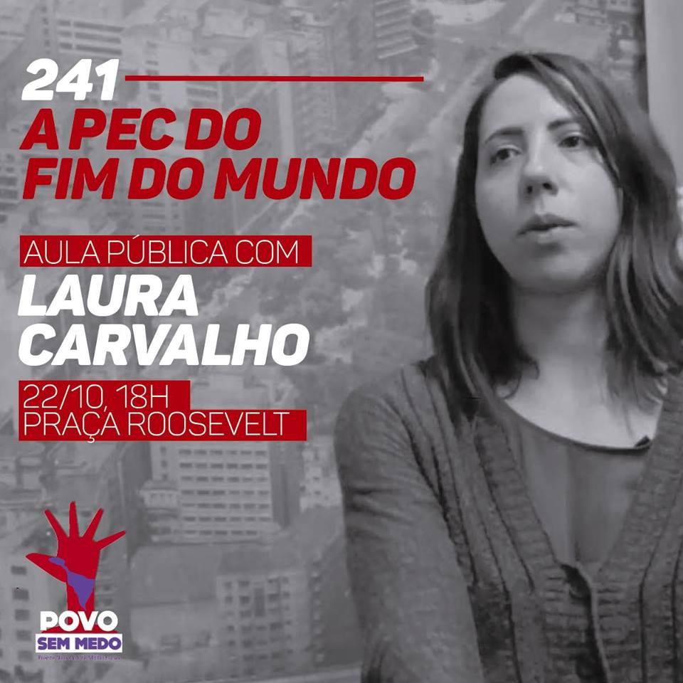 laura-carvalho-0001 PEC 241