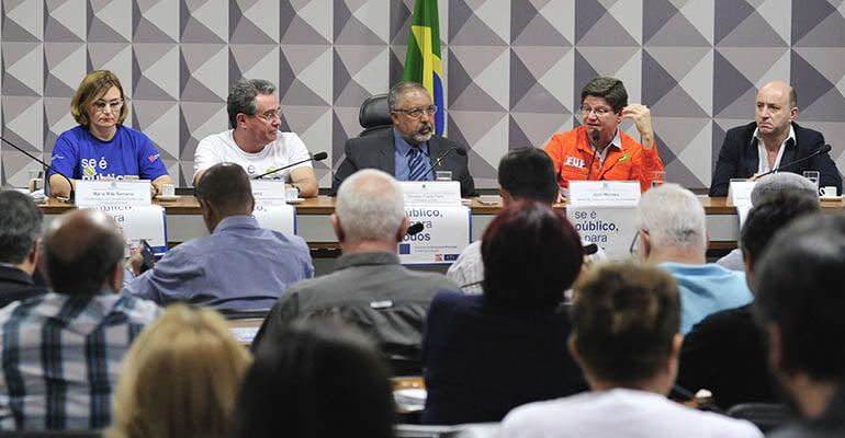 CDH - Comissão de Direitos Humanos e Legislação Participativa - se é público é para todos