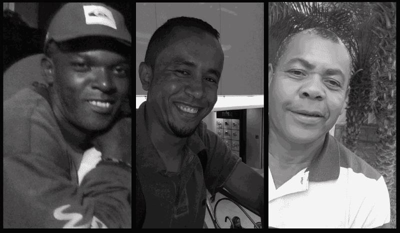 3 presos