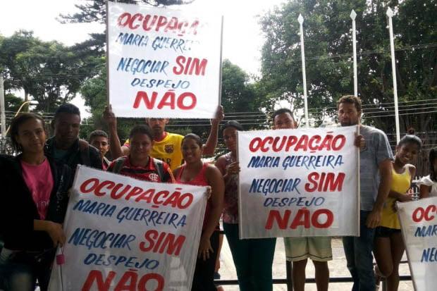 Brigadas Populares Ocupação Maria Guerreira 00002