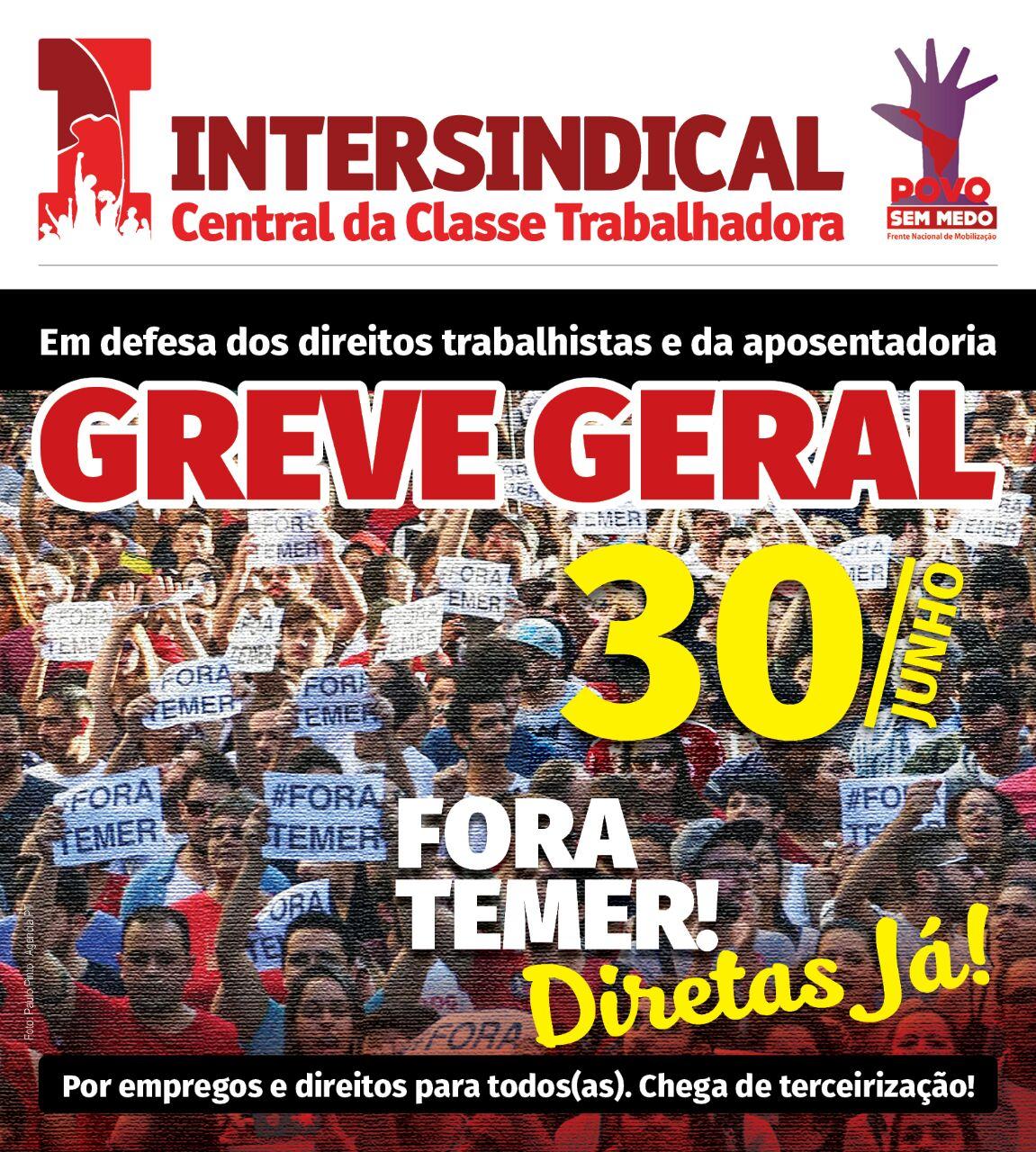 Jornal Greve Geral 0001