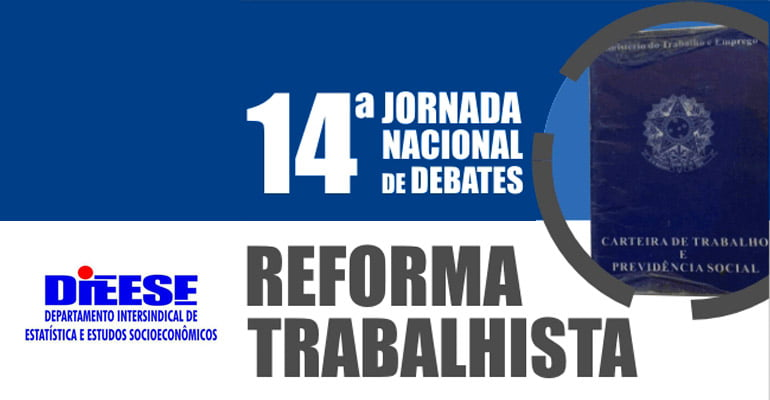 14ª Jornada Nacional de Debates no DIEESE | INTERSINDICAL