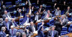 Senadores que nunca mais terão o voto da classe trabalhadora