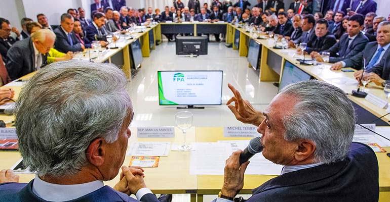 Temer negocia direitos favores políticos Conselho Indígena de Roraima