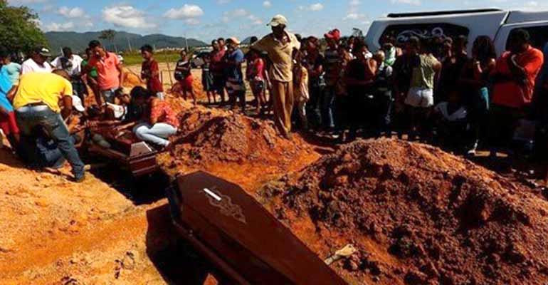 Vítimas do Massacre de Pau D'Arco