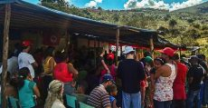 acampamento Maria da Conceição – 8 de Março: acampados e acampadas nas terras de Eike Batista lutam para evitar despejo