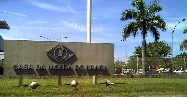 Temer vai privatizar a Casa da Moeda | INTERSINDICAL