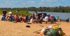 Comunidade Ribeirinha Canabrava Pastoral dos Pescadores de MG denuncia expropriação territorial