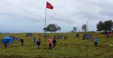 MST ocupa Fazenda do Estado para denunciar privatização de terras públicas