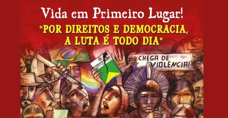 Grito dos Excluídos 2017: 7 de setembro - Brasil