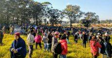 MTST inaugura o setembro de lutas com uma ocupação em São Bernardo
