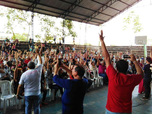 Pará Trabalhadores educação greve dia 14 de setembro