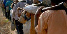25 de outubro: Auditores realizam ato contra trabalho escravo