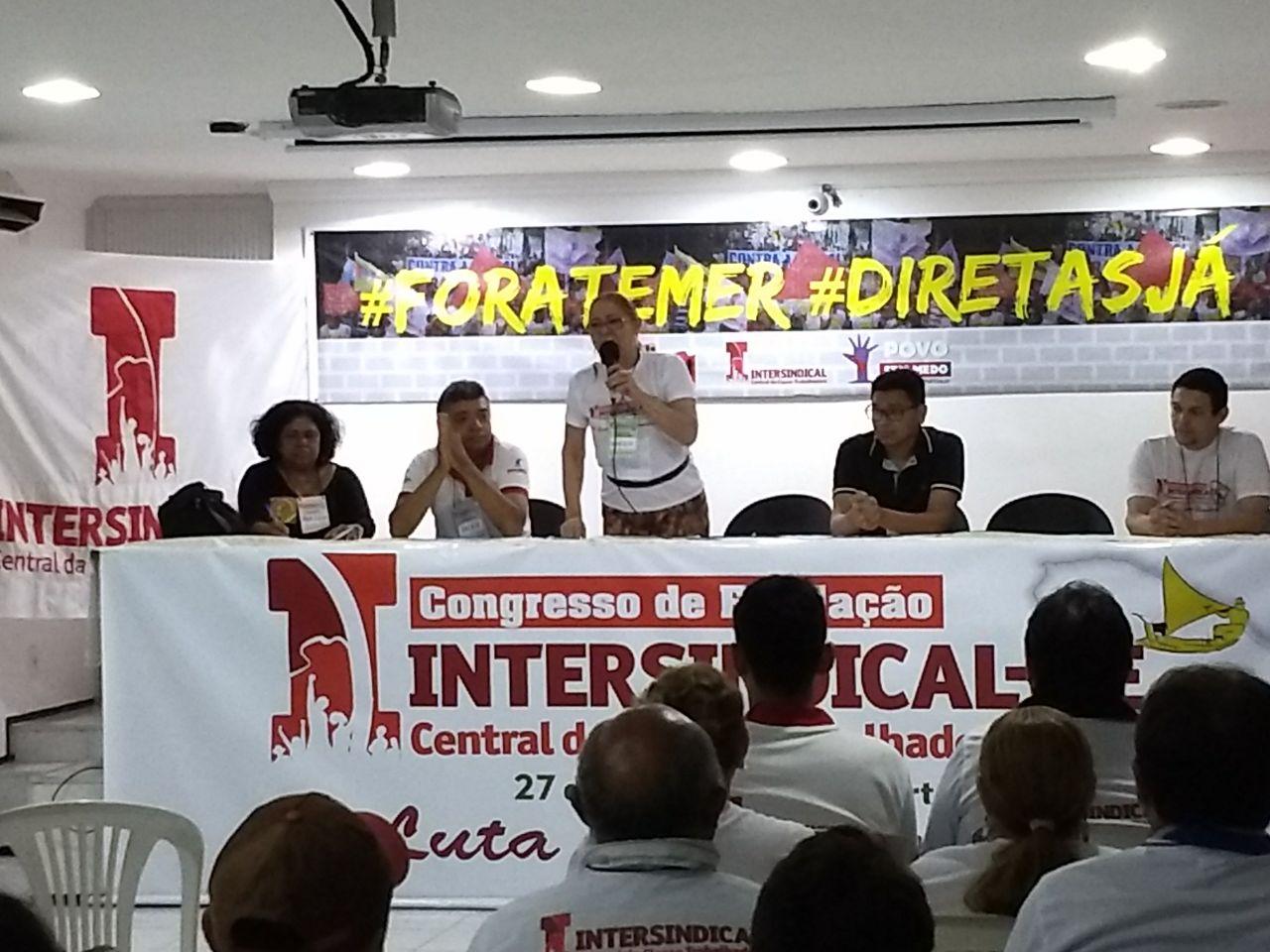 Intersindical Ceará 1