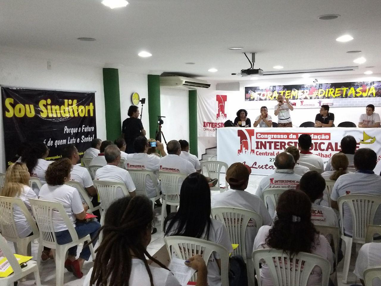 Intersindical Ceará 2