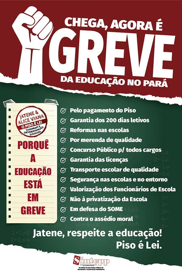 No Pará o que falta para a educação pública sobra para as empresas 1