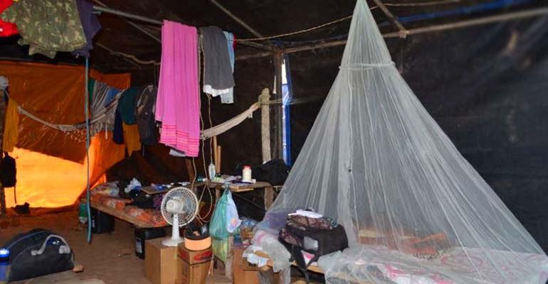 Trabalhadores são encontrados em condições degradantes no Pantanal