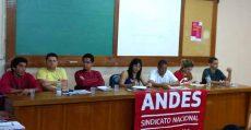 ANDES debate reorganização da classe trabalhadora