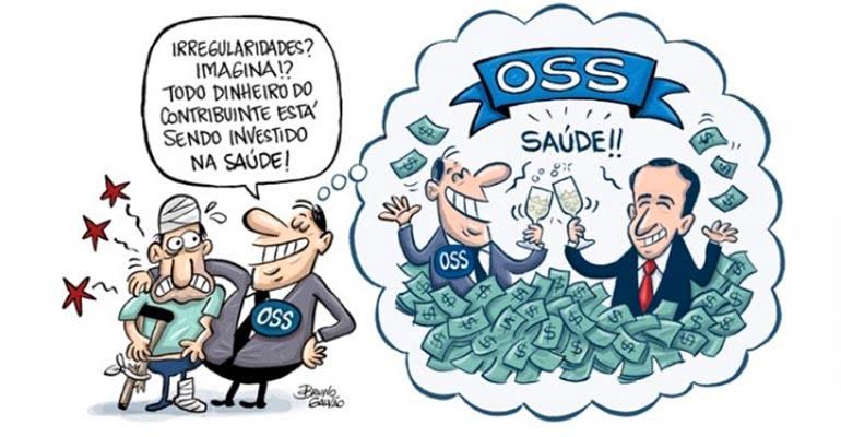 Governo de Santa Catarina prepara terreno para mais OS na saúde