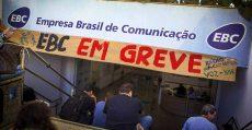 Greve na EBC: Nota de solidariedade da Intersindical à greve