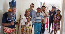 Indígenas denunciam à OEA violência contra suas comunidades