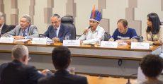 Organizações brasileiras denunciam a Eurodeputados violações de direitos indígenas e quilombolas