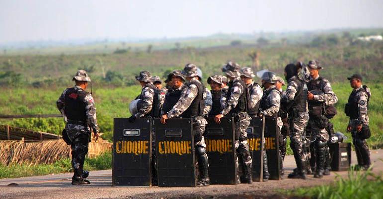 Brigadas Populares Temos que barrar o desmonte em curso