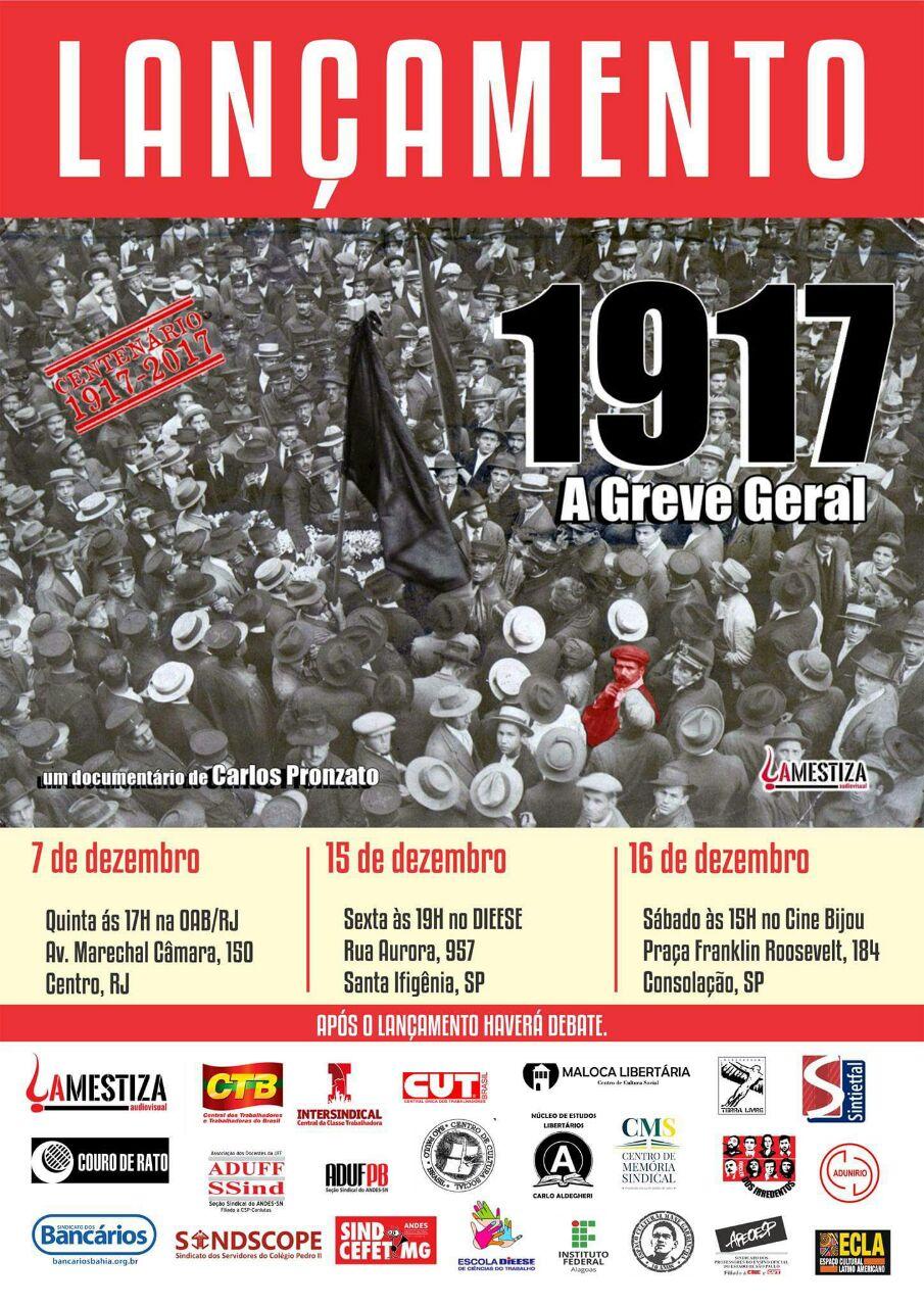Documentário1917, AGreveGeral-1