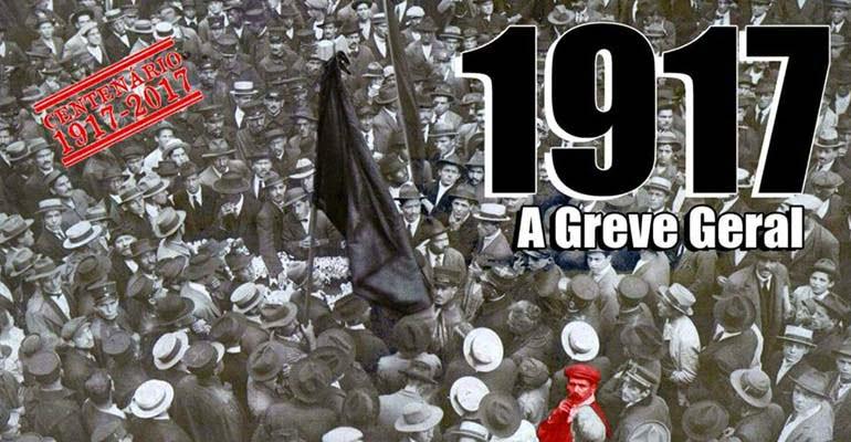 Documentário1917, AGreveGeral será lançado neste sábado, 16 de dezembro
