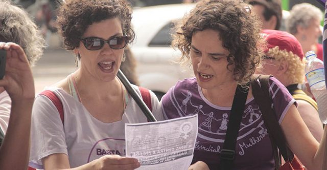 PEC 181: Todas contra 18! Mulheres vão as ruas contra projeto que proíbe aborto em qualquer situação