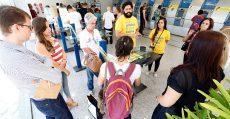 Bancários do Espírito Santo paralisam agências do Banco do Brasil contra nova reestruturação