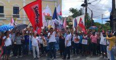 União e luta marcam início de 2018 para servidores de Fortaleza (CE)