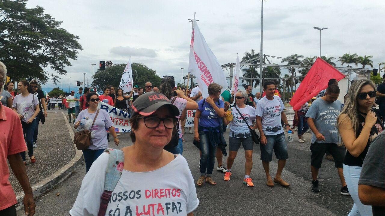 Dia Nacional de Luta contra a Reforma da Previdência