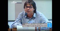 AO VIVO AGORA: Intersindical participa do Debate sobre o relatório da CPI da Previdência Social, no Senado
