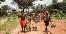 povo Krenyê mantém ocupação de terra no Maranhão