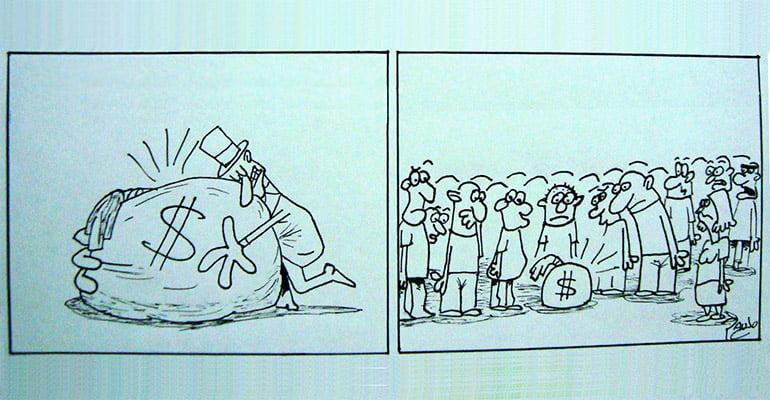 A culpa da informalidade é do 'alto' salário mínimo, diz Banco Mundial