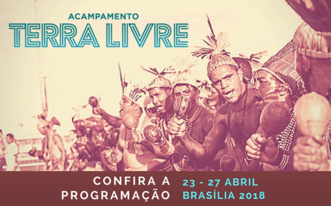 Acampamento Terra Livre 2018 programação