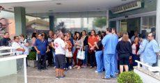 Governo de SC adia negociação e nova paralisação acontece