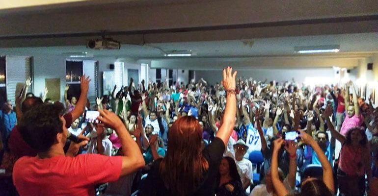 Servidores Estaduais do Pará aprovam greve unificada