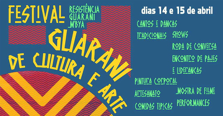 TI Jaraguá Festival Guarani de Cultura e Arte