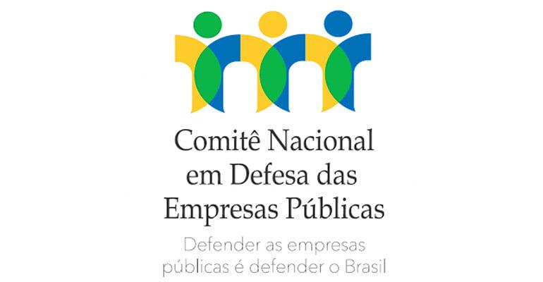 8 de maio: comitê realiza atividades em defesa das empresas e serviços públicos no Brasil