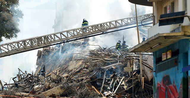 Nota da Intersindical em solidariedade às famílias desabrigadas pelo desabamento do prédio ocupado em São Paulo