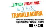 Centrais apresentam Agenda Prioritária da Classe Trabalhadora ao Senado e Câmara